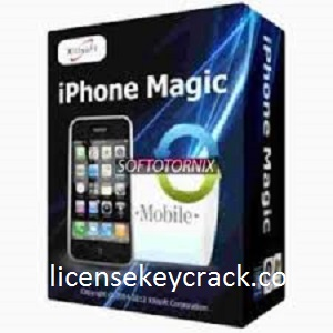 Xilisoft iPhone Magic Platinium Crack