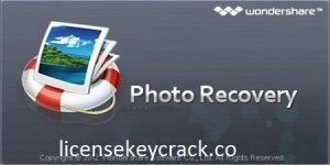 Wondershare Photo Recovery Crcak