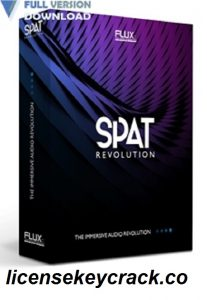 SPAT Revolution Vst Crack