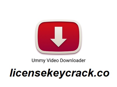 Ummy Video Downloader License Key